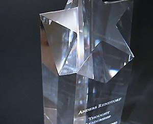 Oracle Awards & Urkunden