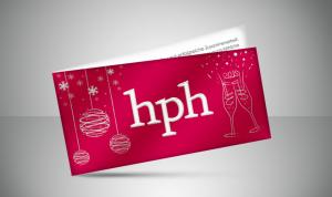 hph Weihnachtskarten