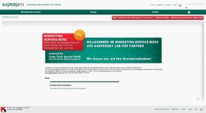 Kaspersky Lab – Marketing Service Büro